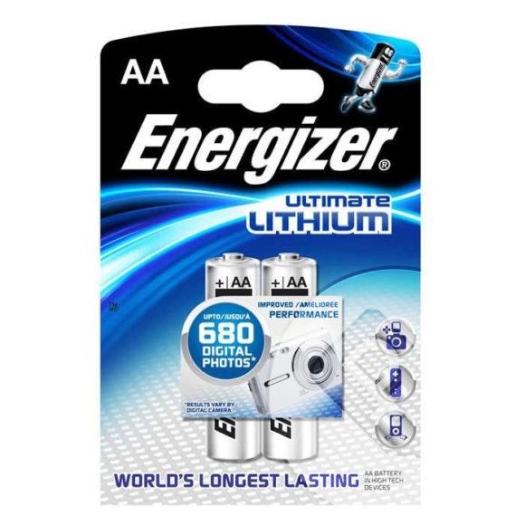 Батарейки (Литиевые) ENERGIZER «Ultim Lithium», тип АА 1000 штук